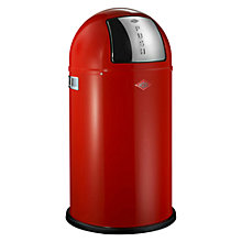 Buy Wesco Pushboy Bin, 50L Online at johnlewis.com