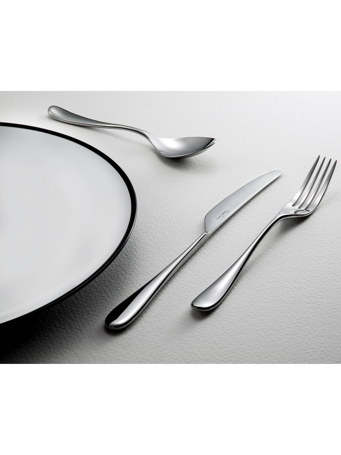 BuyRobert Welch Arden Bright Table Fork Online at johnlewis.com