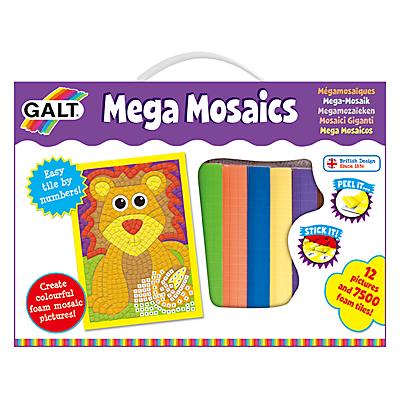 Image of Galt Mega Mosaics Kit
