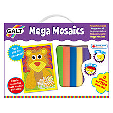 Buy Galt Mega Mosaics Kit Online at johnlewis.com