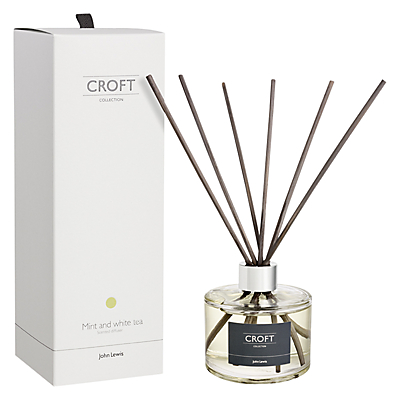 John Lewis Croft Collection Wild Mint & White Tea Diffuser