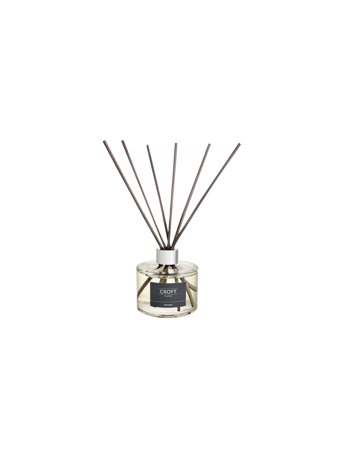 Buy John Lewis Croft Collection Wild Mint & White Tea Diffuser Online at johnlewis.com