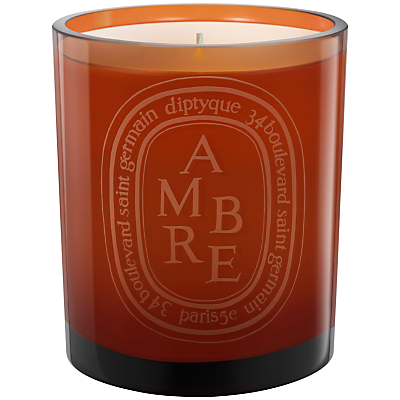 Diptyque Ambre Scented Candle, 300g