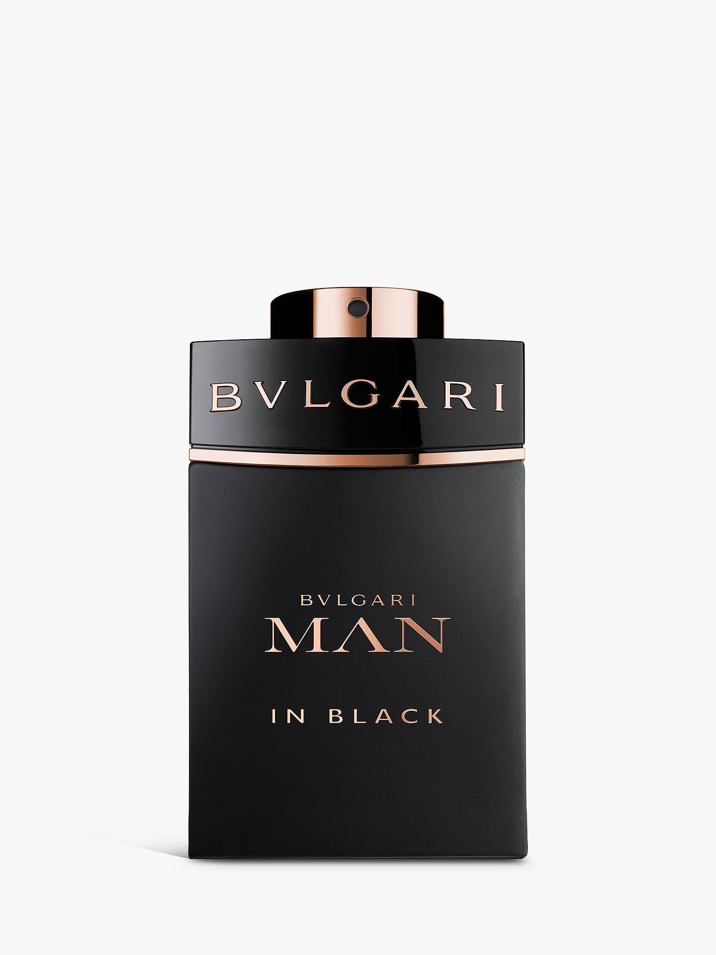 eb26dac75c0 BVLGARI Man In Black Eau de Parfum at John Lewis   Partners