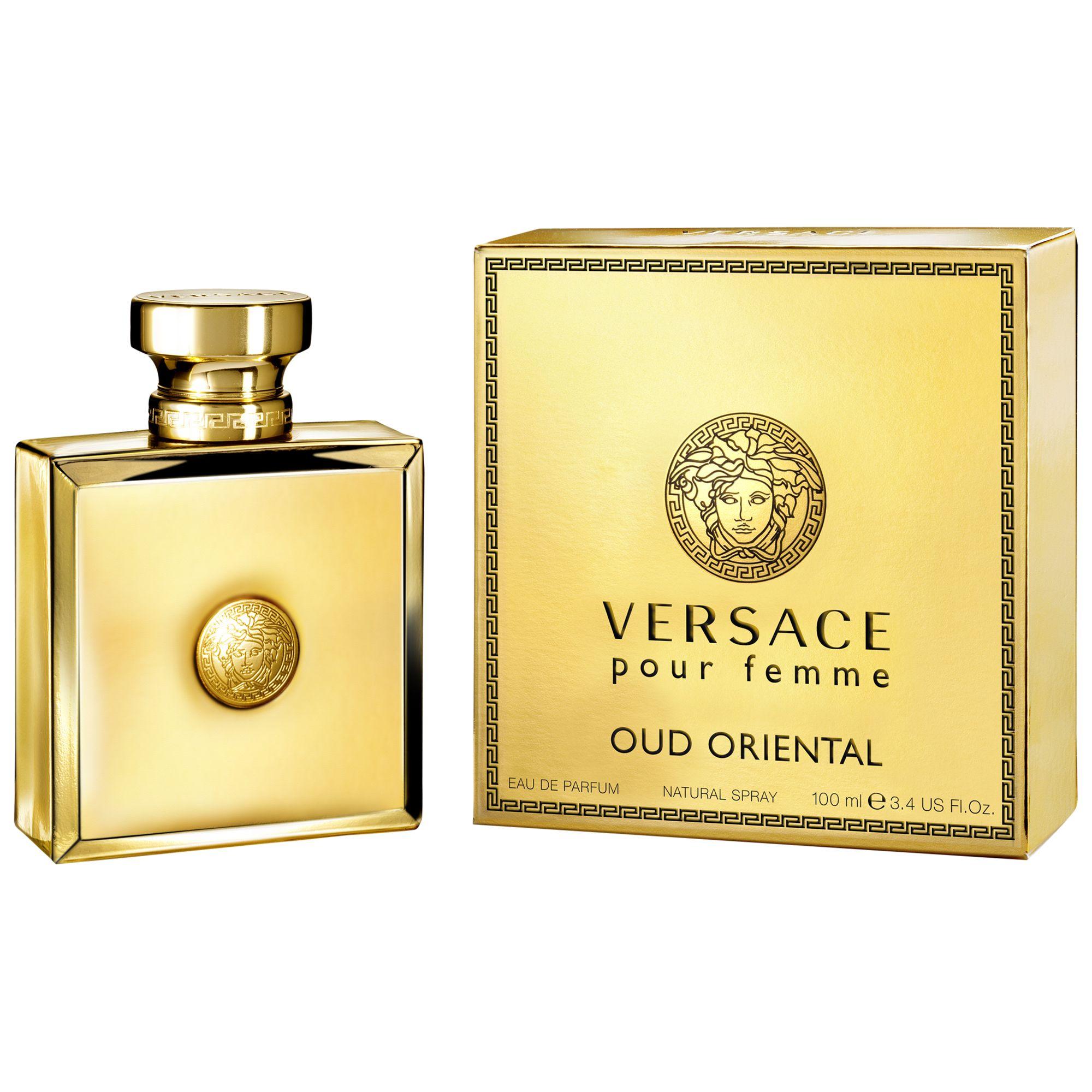 Eau Parfum100ml Femme Versace Oriental De Pour Oud LMUGqVjzSp