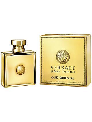 Versace Pour Femme Oud Oriental Eau de Parfum, 100ml c3b8333d85ca