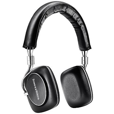 Bowers & Wilkins P5 Series 2 OnEar Headphones Black