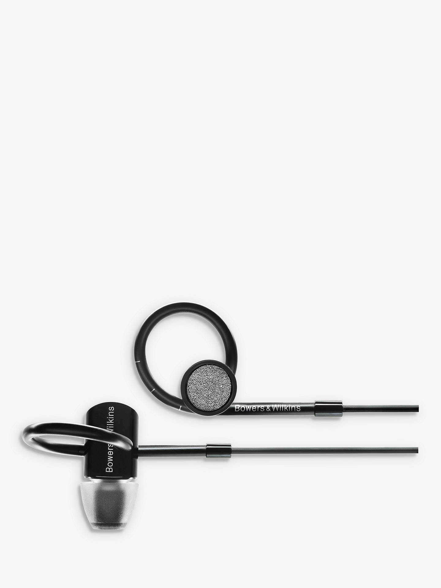 BuyBowers & Wilkins C5 Series 2 In-Ear Headphones, Black Online at johnlewis.com