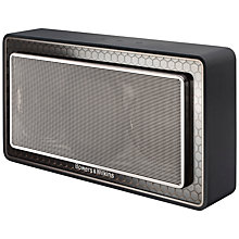 Buy Bowers & Wilkins T7 Portable Wireless Bluetooth Speaker and Travel Case Online at johnlewis.com