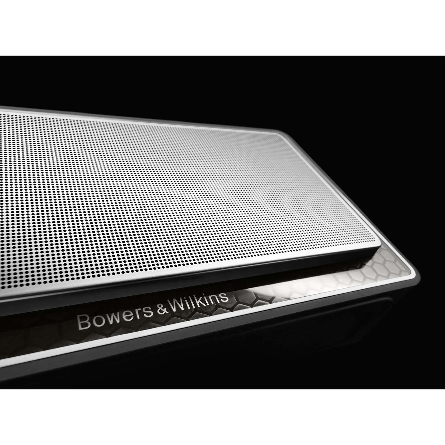 Bowers & Wilkins T7 Portable Wireless Bluetooth Speaker At John Lewis
