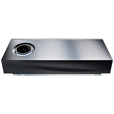 Naim Audio Mu-so Wireless Bluetooth Music System with Apple AirPlay, Spotify Connect & TIDAL Compati
