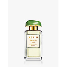 Buy AERIN Waterlily Sun Eau de Parfum, 50ml Online at johnlewis.com
