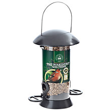 Buy Kew Gardens Wakehurst Two Port Seed Bird Feeder Online at johnlewis.com