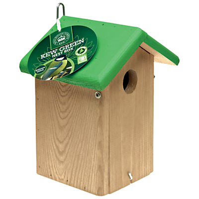 Kew Gardens Bird Nesting Box, FSC-certified (Pine)