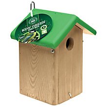 Buy Kew Gardens Bird Nesting Box, FSC-certified (Pine) Online at johnlewis.com