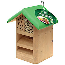 Buy Kew Gardens Green Bee Habitat, FSC-certified (Pine) Online at johnlewis.com