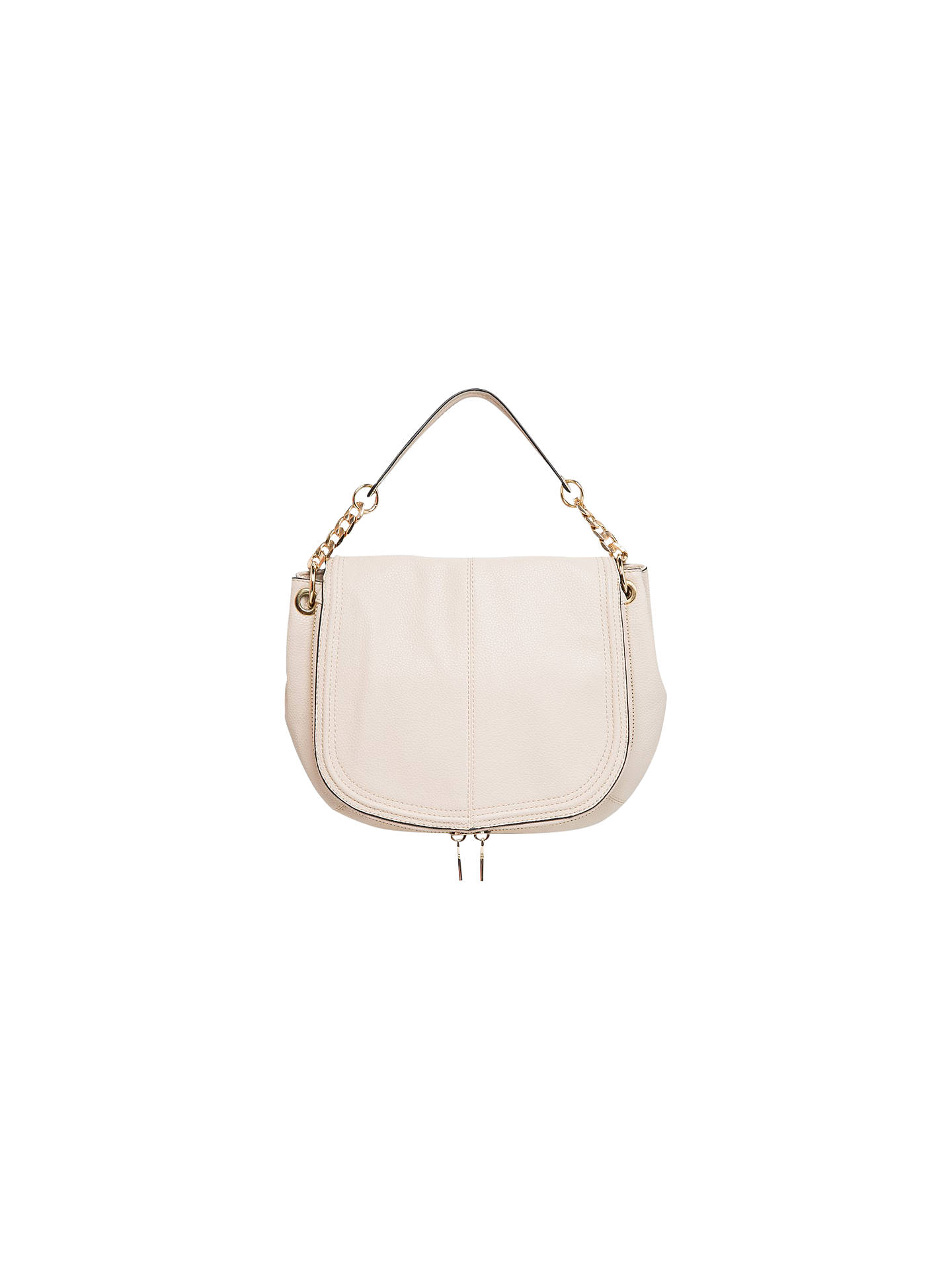 2eaf2ccede Mango Pebbled Cross Body Bag at John Lewis   Partners