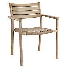 Buy John Lewis Croft Collection Islay Outdoor Dining Chair Online at johnlewis.com