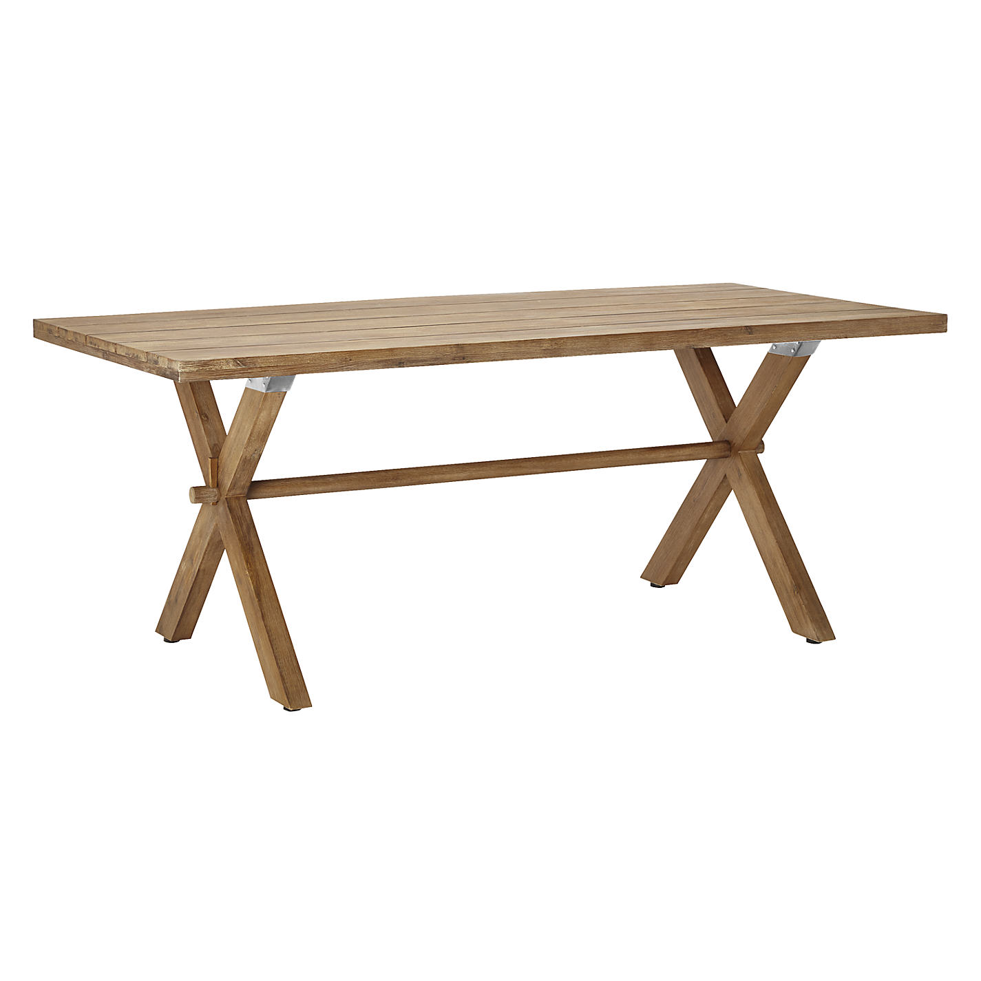 Folding side table john lewis - Buy John Lewis Croft Collection Islay 6 Seater Dining Table Fsc Certified
