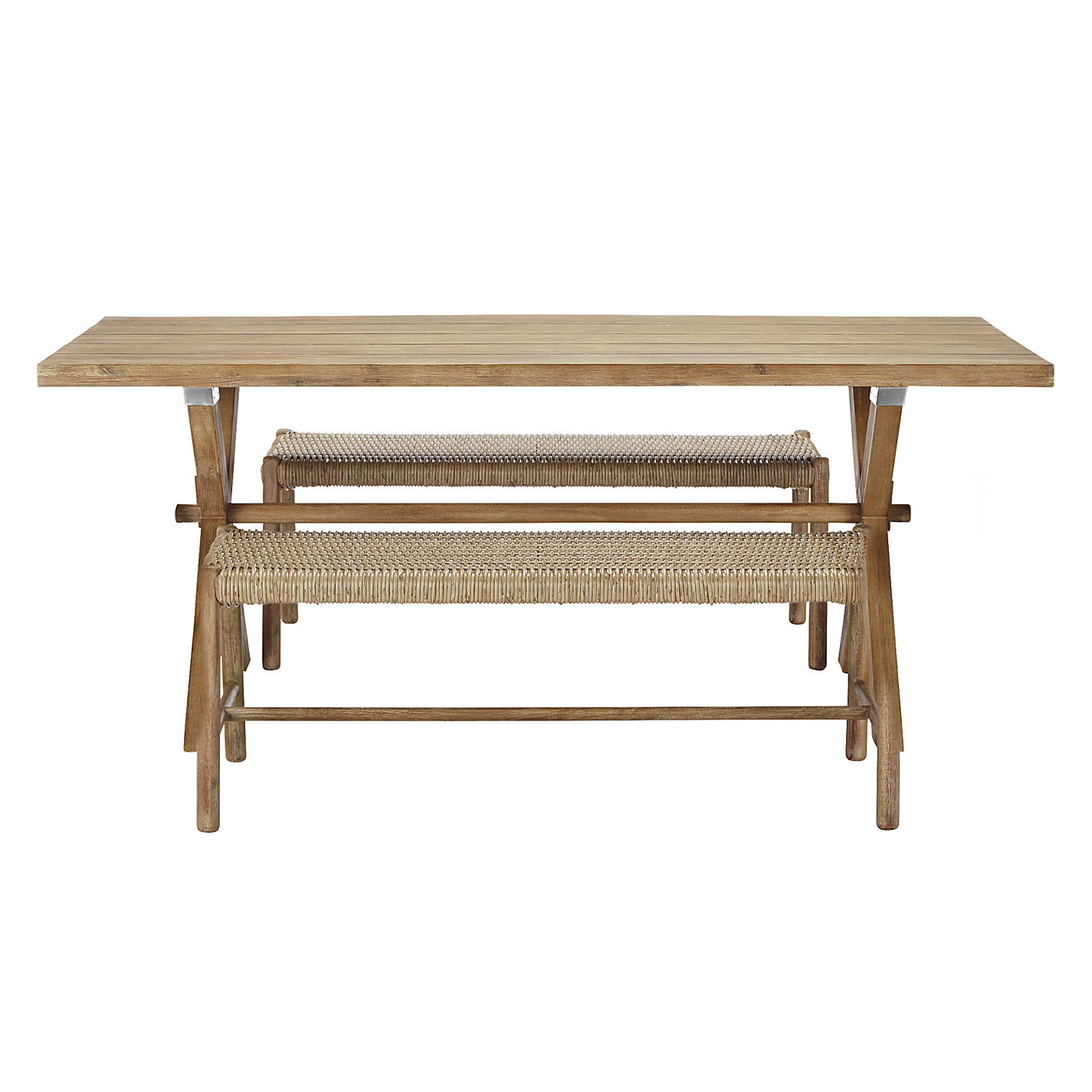 Buy John Lewis Croft Collection Islay 6 Seater Dining Table FSC