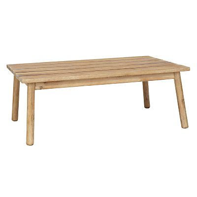 Croft Collection Islay Coffee Table, FSC-Certified (Eucalyptus), Natural
