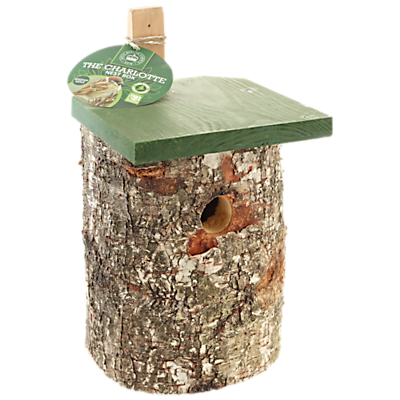 Kew Gardens Charlotte Nest Box, FSC-certified (Birch)