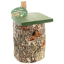 Buy Kew Gardens Charlotte Nest Box, FSC-certified (Birch) Online at johnlewis.com