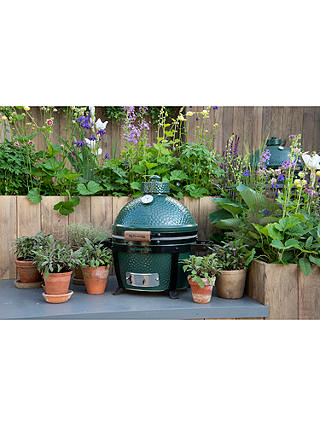 Buy Big Green Egg MiniMax Charcoal BBQ Bundle Online at johnlewis.com