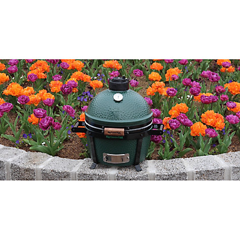 Buy Big Green Egg MiniMax BBQ Bundle Online at johnlewis.com