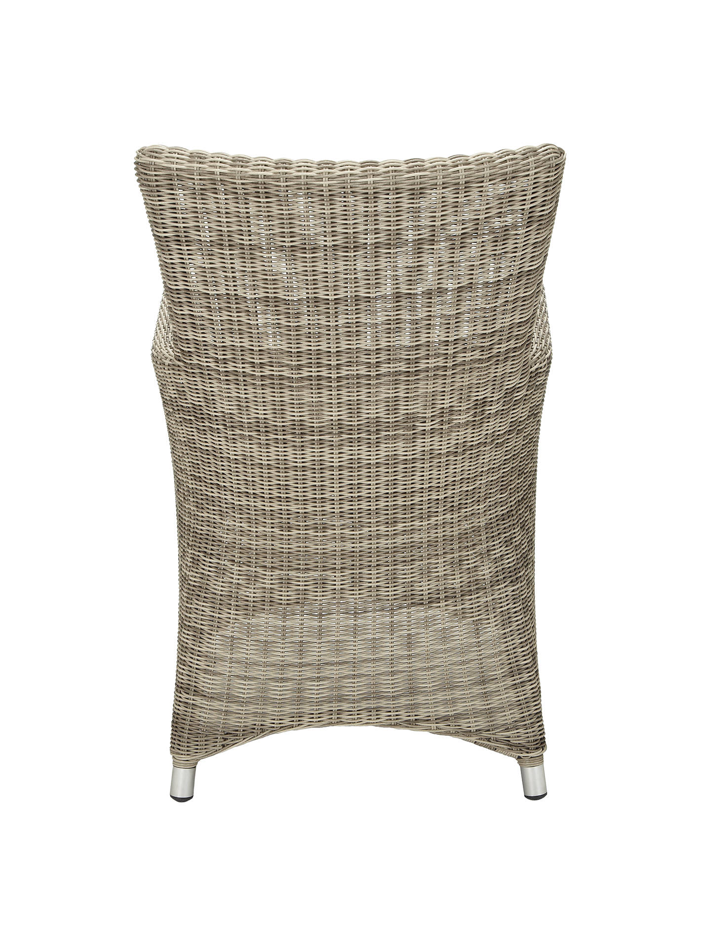 Buy John Lewis & Partners Dante Garden Dining Armchair, Natural Online at johnlewis.com