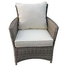 Buy John Lewis Dante Garden Lounging Armchair Online at johnlewis.com