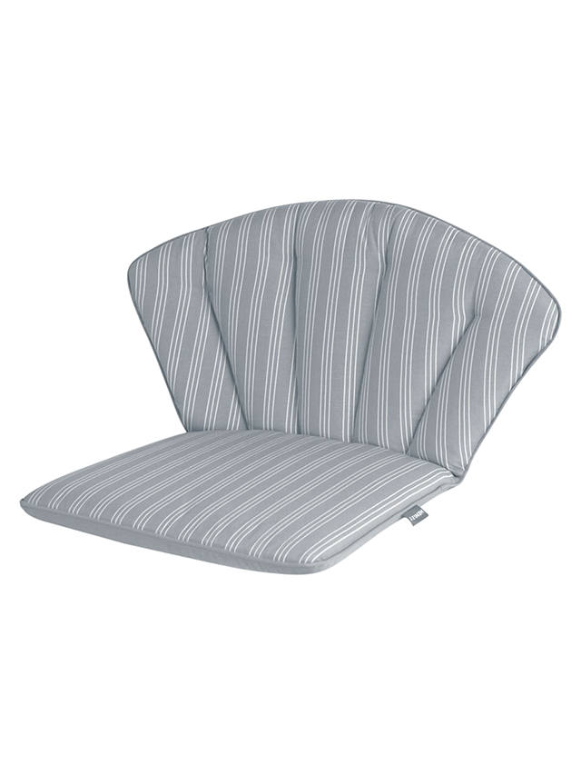 Buy John Lewis & Partners Henley by KETTLER Round Chair Cushion, Pacific Online at johnlewis.com