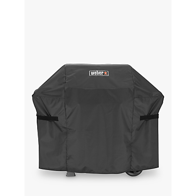 Weber® Spirit® 300 Series Premium BBQ Cover Review thumbnail
