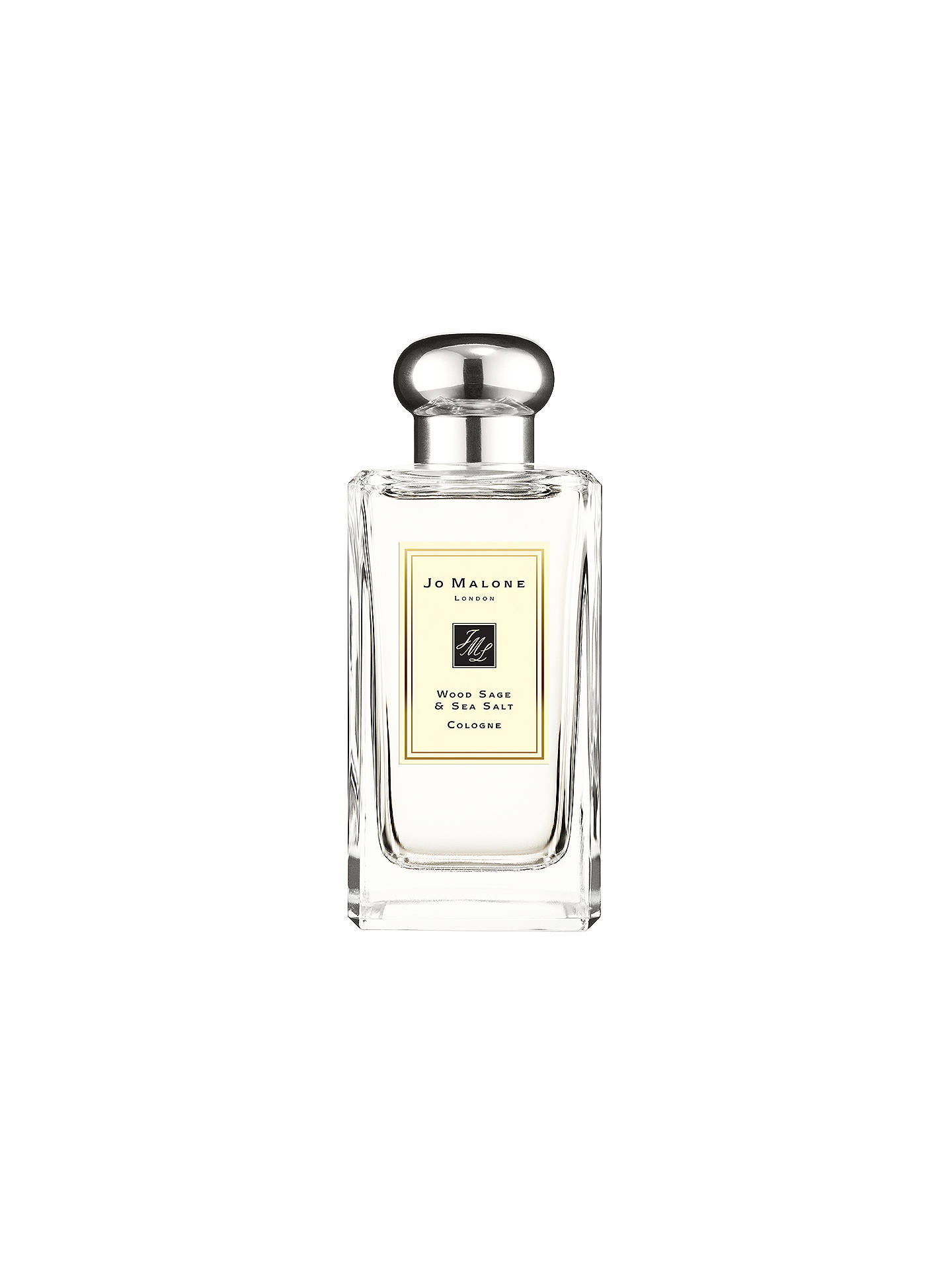 BuyJo Malone London Wood Sage & Sea Salt  Eau de Cologne, 100ml Online at johnlewis.com