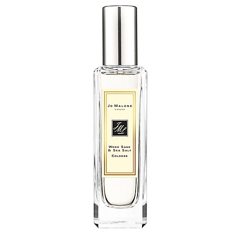 Buy Jo Malone London Wood Sage & Sea Salt  Eau de Cologne, 30ml Online at johnlewis.com