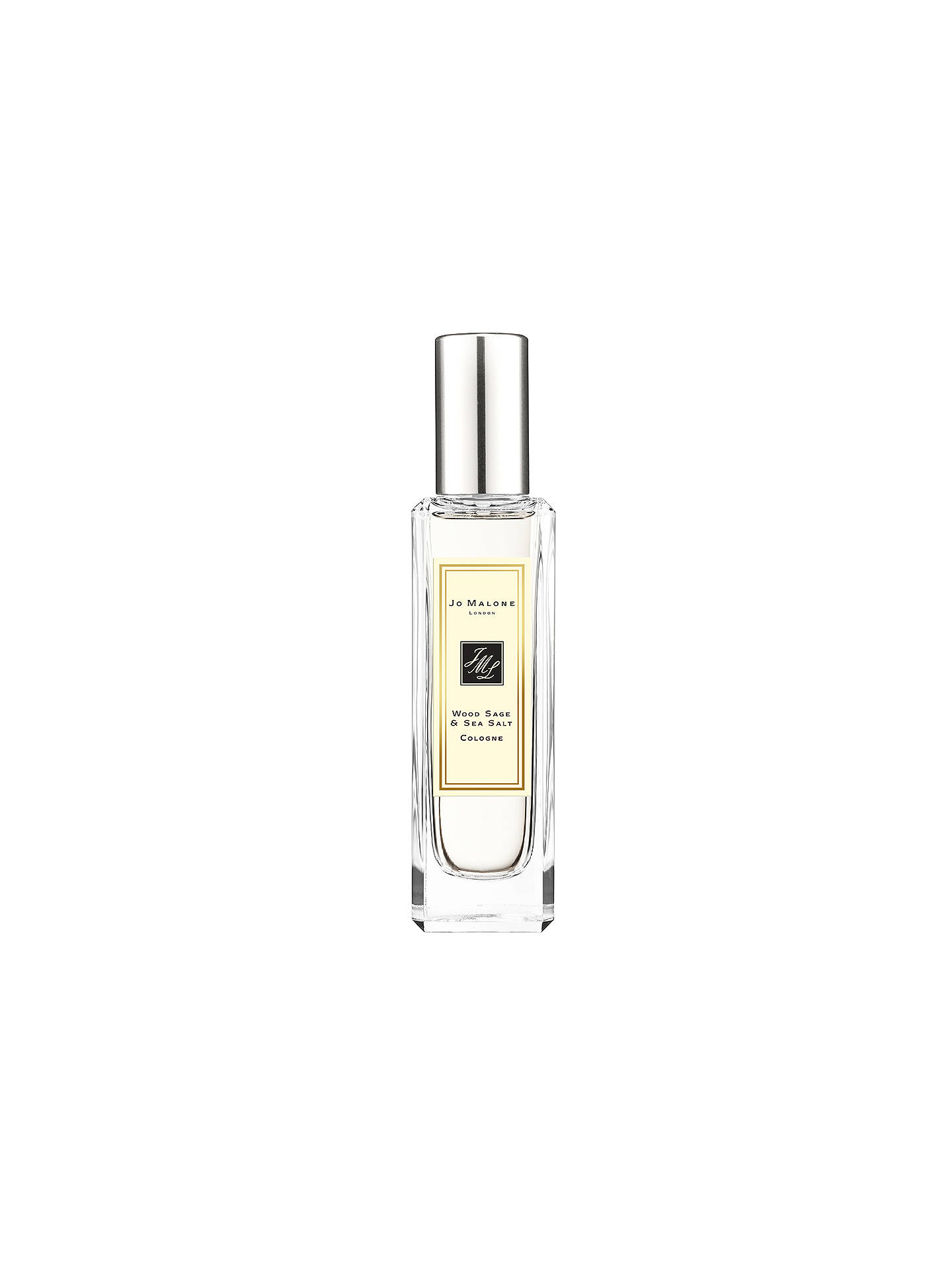 BuyJo Malone London Wood Sage & Sea Salt  Eau de Cologne, 30ml Online at johnlewis.com