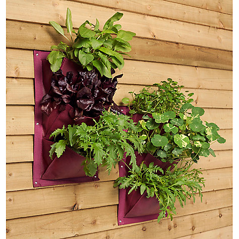 Buy Burgon & Ball Verti Planter Online at johnlewis.com