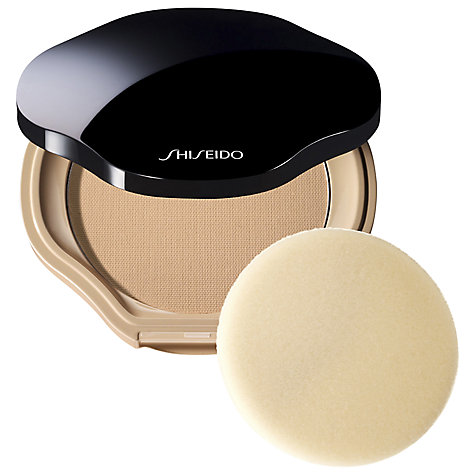 Buy Shiseido Sheer and Perfect Compact Foundation Online at johnlewis.com