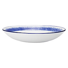 Buy John Lewis Coastal Accent Pasta Bowl Online at johnlewis.com