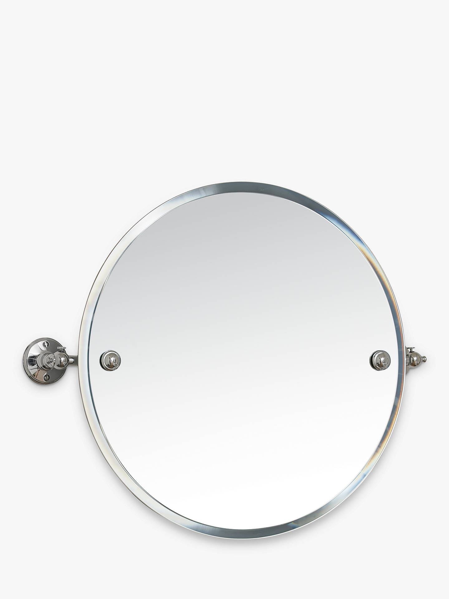 Buy Miller Stockholm Tilting Bathroom Mirror Online at johnlewis.com