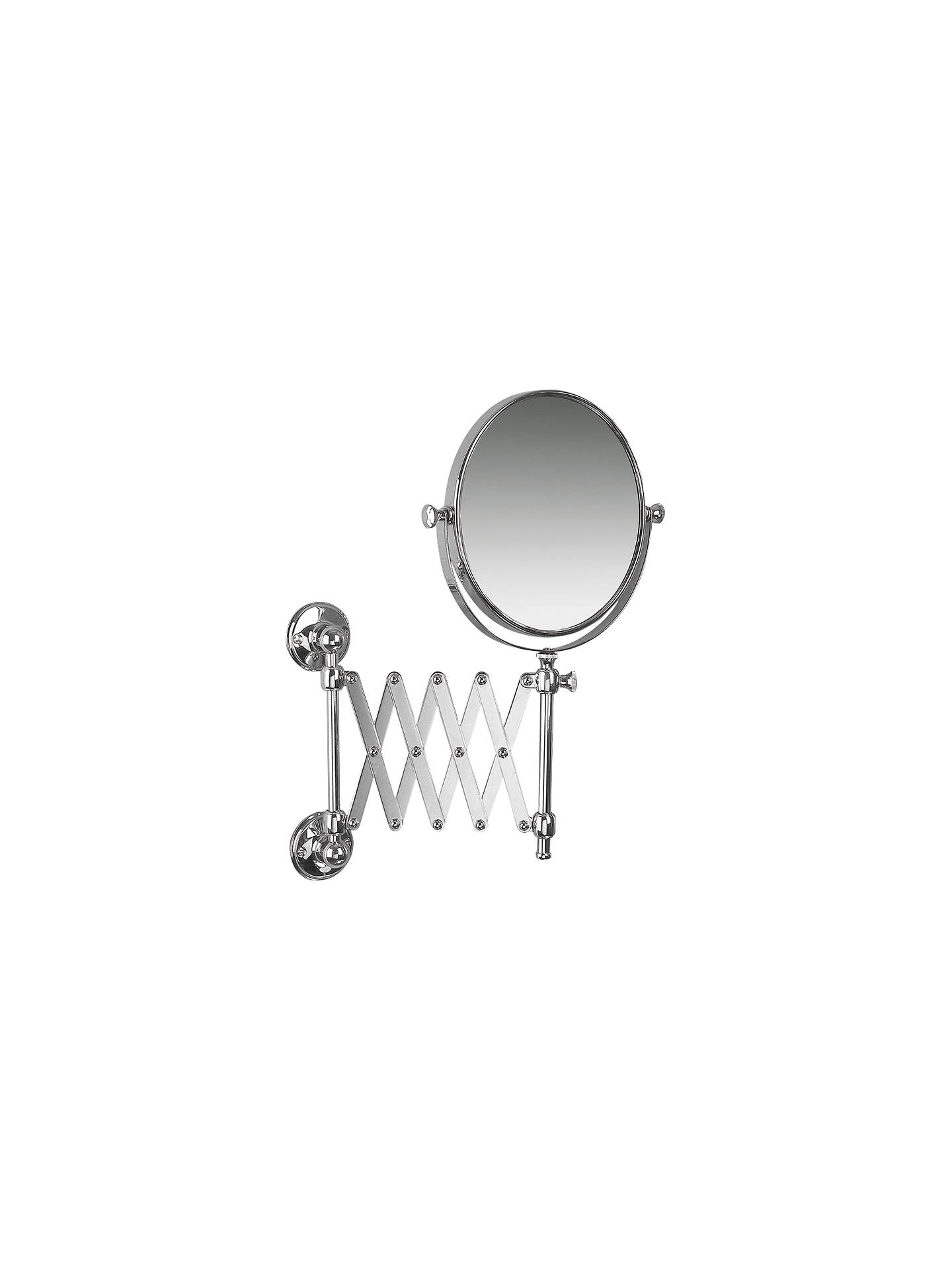Buy Miller Stockholm Extending Magnifying Shaving Mirror Online at johnlewis.com