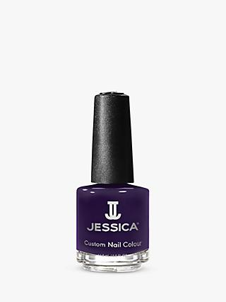 Jessica Custom Nail Colour - Purples, Blues & Greens
