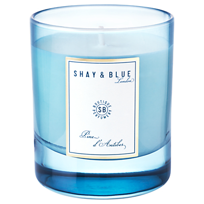 Shay & Blue Pine D'Antibes Candle Christmas Gift Set