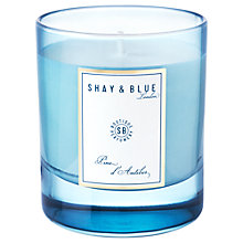Buy Shay & Blue Pine D'Antibes Candle Christmas Gift Set Online at johnlewis.com