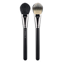 Buy MAC Brush, 127 Split Fibre Face Online at johnlewis.com