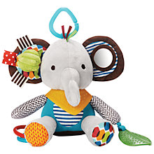 Buy Skip Hop Bandana Buddies Elephant, Multi Online at johnlewis.com