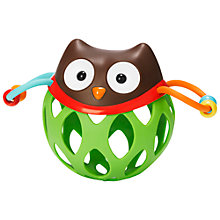 Buy Skip Hop Explore & More Roll Around Owl, Multi Online at johnlewis.com