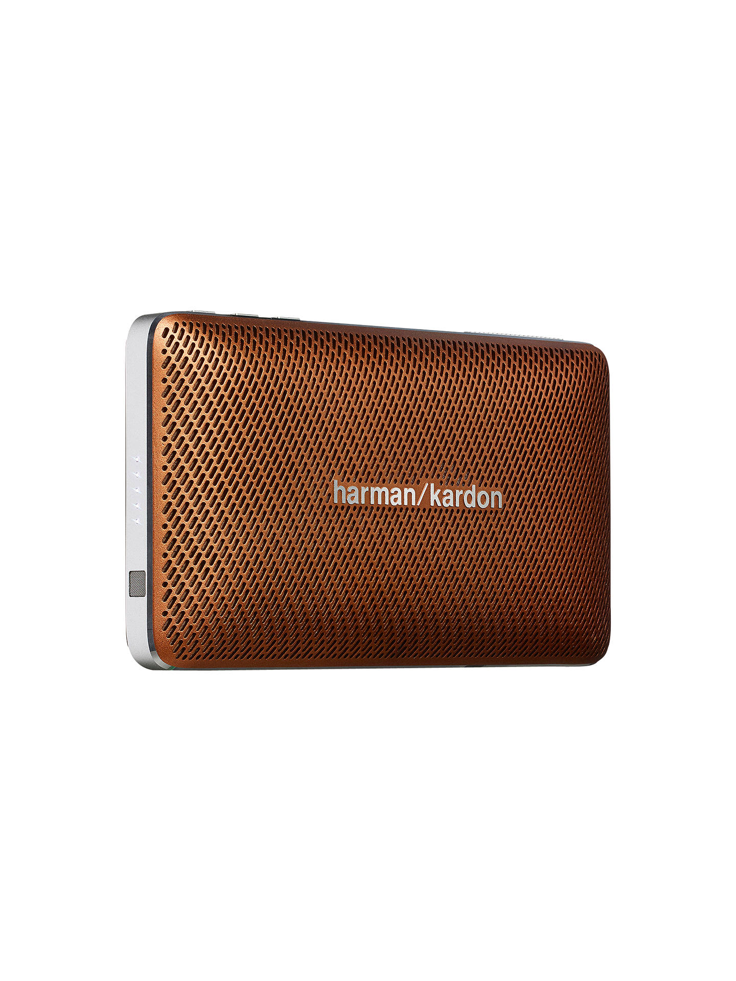 harman kardon esquire mini portable bluetooth speaker. Black Bedroom Furniture Sets. Home Design Ideas