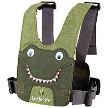 Buy LittleLife Crocodile Animal Harness, Green Online at johnlewis.com