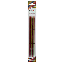 Buy Knit Pro Symfonie Wood Double Pointed Knitting Needles, 2.75mm, Pack of 5 Online at johnlewis.com